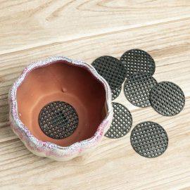 Grille de drainage pour bonsai