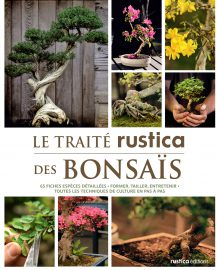 Le traité rustica des bonsais