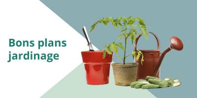 Bons plans jardinage (matériels, outils et outillages...)
