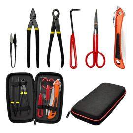 Kit outils bonsai 6 pièces
