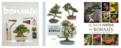 Livres sur le bonsai