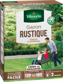 Vilmorin - Gazon rustique