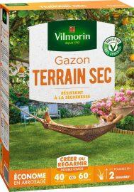 Vilmorin - Gazon terrain sec